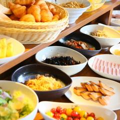 【朝食バイキング付】30種類の食べ放題バイキングで一日の活力UP☆都内各所アクセス良好!