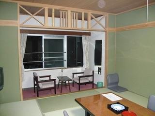 2階オーシャンビュー和室10畳バスなしトイレ付