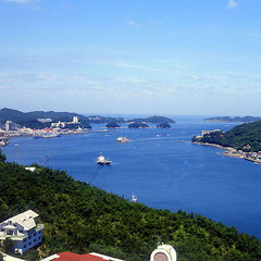 安楽島温泉湯元海女乃島