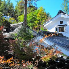 ◆別邸OPEN記念祭◆穂高城の本館客室も期間限定で特別価格!1泊2食1万円(税抜)〜!