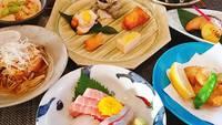 【桜御膳コース】旬の食材を贅沢に使った、シェフ一押し季節の恵み!(2食付)