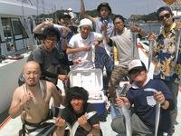 宿泊船釣りパック(平日)