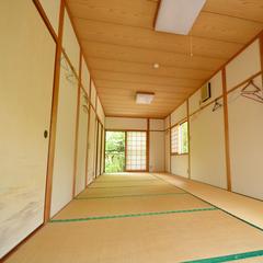 和室14畳*5名〜8名のグループでのお泊りならコチラ!