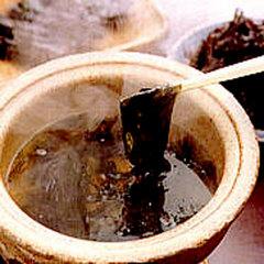 冬季限定【能登のご馳走】いしりダシの『海藻鍋』