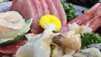ちょっと贅沢な海鮮料理♪越前の旬の味を楽しむ二食付きプラン