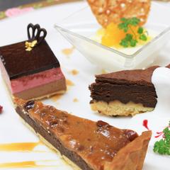 ≪記念日≫特別な日を演出!世界にひとつ☆シェフが作るケーキでお祝い♪