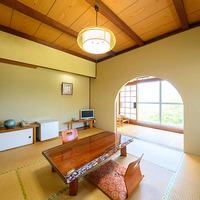 【桜】ひのき風呂付き和室8畳