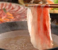 【山梨を味わう②】富士桜ポーク鍋+ハーフバイキング&90分飲み放題付