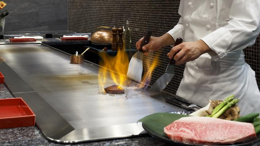 鉄板焼「NAGOMI」
