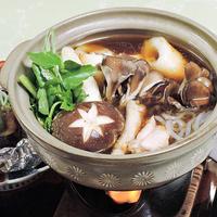 【2食付】温泉コーヒー付☆「比内地鶏」のだし汁んっめ〜ぇ!!本場のきりたんぽ鍋プラン