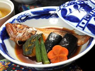 〔因幡コース〕日本海の鮮魚を煮魚で!魚をしっかり楽しみたい方に!旬魚会席「因幡コース」
