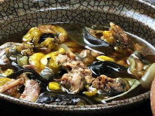 濃厚スープが魅力!コラーゲンたっぷり♪活スッポン鍋コース