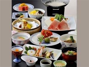 〜鹿児島の美味しさがぎゅっ!とつまった〜特選さつま会席プラン【夕食・朝食付/桜島側】