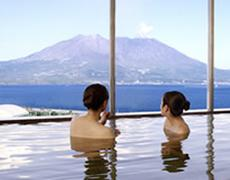 ホテルで掛け流し天然展望温泉!使い方自由自在♪フリーステイプラン【朝食付】