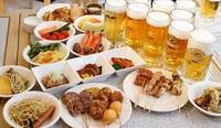 ■ディスカバー鹿児島キャンペーン第2弾■県民限定 家族で楽しむ♪ビアガーデンプラン【夕食・朝食付】
