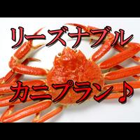 【蟹1人1杯】ズワイガニのカニ鍋堪能♪〆は雑炊!9,980円〜とオトク!リーズナブルカニプラン