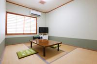 【禁煙】102号室 和室 6畳