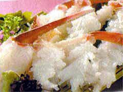 ◆越前の味覚自慢のさへいの越前蟹料理◆タグ付ブランド越前ガニ姿蟹サイズ700g前後+蟹刺しプラン2