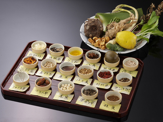 【料理長一押し】美濃葯膳(薬膳)料理プラン