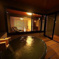【最上階露天風呂付・久遠スイート】和室10畳+ツイン【禁煙】