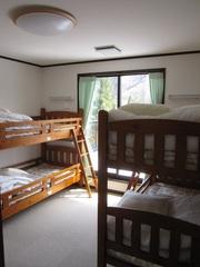 【現金特価】ドミトリータイプ(2段ベッドの1床)♪