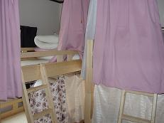 早割 女性用相部屋 1ベッド