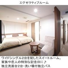 ■喫煙 エグゼクティブ【ワイドシングル110cm幅×2】