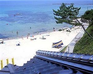 【朝食付きプラン】目の前の海と天然温泉で極上のひとときを・・・観光もビジネスも歓迎♪