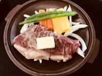 国産和牛しゃぶしゃぶ & 国産和牛ステーキ 合わせて200g プラン
