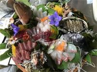 【楽天特別プラン】旬の魚介船盛と魚料理+ズワイガニ+サザエご飯プラン!「5名様以上でとってもお得」