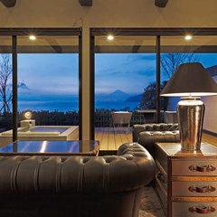 富士山と碧く美しい駿河湾を望む露天風呂付客室(2組様限定)