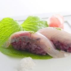 【伊勢えびの旬】西伊豆産・伊勢えび料理2種+地魚寿司を愉しむフレンチ懐石