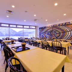 【12/31、1/1】然別湖で過ごす年末年始〜夕食はお正月特別料理<レストラン・広間>