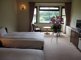 シュノンソーホテル洋室ツインルーム