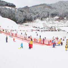 【平日限定】【リフト券1日分&朝食付】家族揃って前泊でゆったりスキー☆