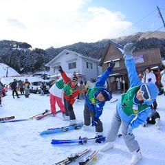【リフト券2日分&2食付】今年もふじなしde快適スキー★ファミリーにイチオシ!<人気日程>