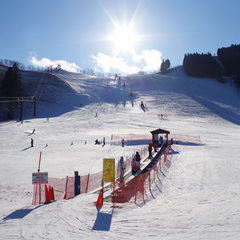 【リフト券なし】白銀の世界で雪山体験♪2食付<平日>
