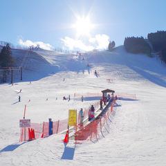 【リフト券なし】白銀の世界で雪山体験♪2食付<土曜日>
