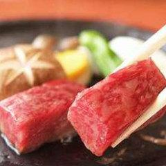 おすすめグレードアップ★贅沢に和牛ステーキ付き!