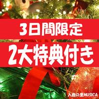 【12月22・23・24日限定】通常価格のままでクリスマス特典が付いてくるお得プラン(スタンダード)