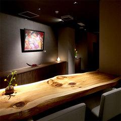 【基本会席】カウンター食/定番人気!富山湾の海の幸とほっこり山の幸を盛り込んだスタンダードプラン