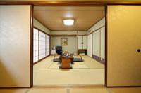 【和室8畳+ひかえの間】素泊まりプラン
