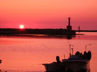目の前にある出雲崎漁港直送の地魚料理堪能 1泊2食プラン♪