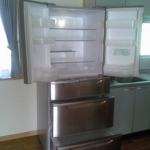 備品・冷蔵庫