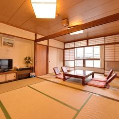 【和室】10-12畳(お部屋食・wi-fi・冬季こたつ付)