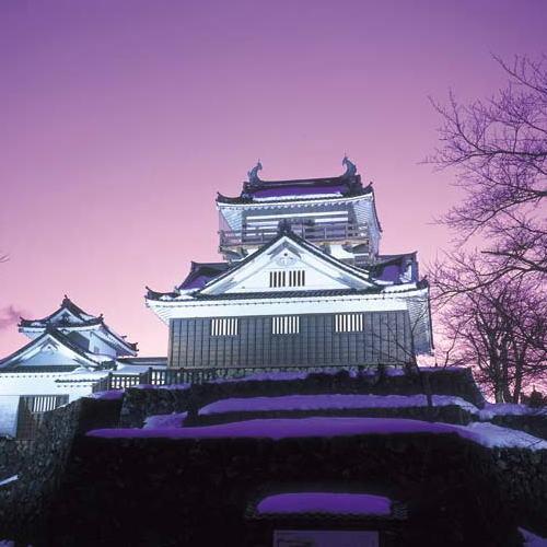 名水のまち【越前おおの】手軽に城下町散策!四季を訪ねる素泊りプラン