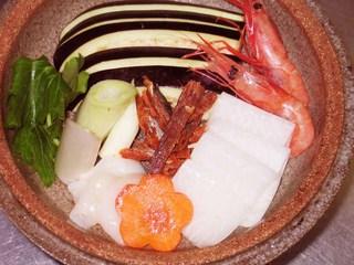 ◆1泊2食付◆ 『朝市・漁港へ徒歩5分』『五感で味わう日本海』♪♪糠漬サバ★郷土料理プラン