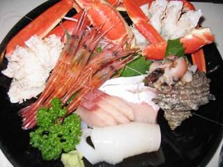 ◆1泊2食付◆ 【朝市・日本海へ徒歩5分】 ≪日本海、丸ごと食べよう!≫プラン
