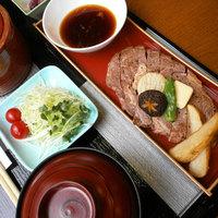 【牛ステーキ200g】肉食派さんのアナタに♪お肉を食べて元気モリモリ!(2食付7,500円〜)