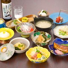 【GO東海】◆【梅】由緒ある温泉と駿河湾の海の幸を〜梅膳(選べる鍋)〜《夕朝食付》